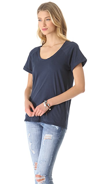 Lanston Scoop Top