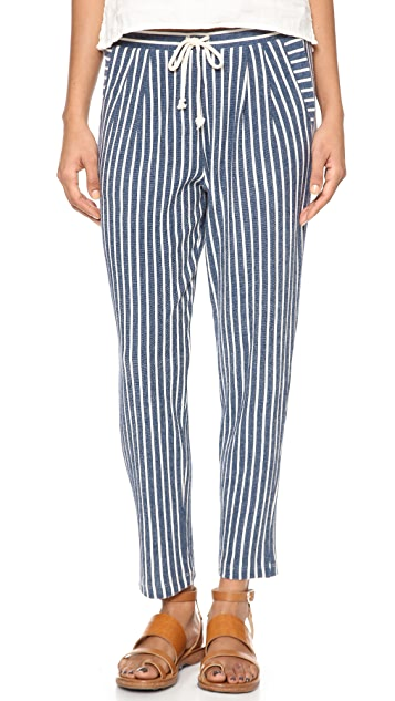 Lanston Striped BF Pants