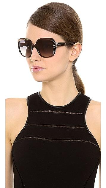 Lanvin Classic Gradient Sunglasses