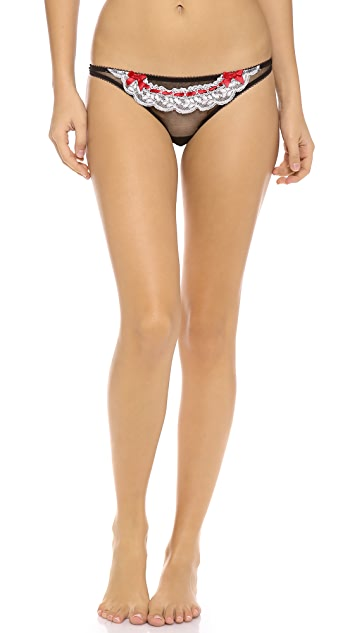 L'Agent by Agent Provocateur Lolitta Thong
