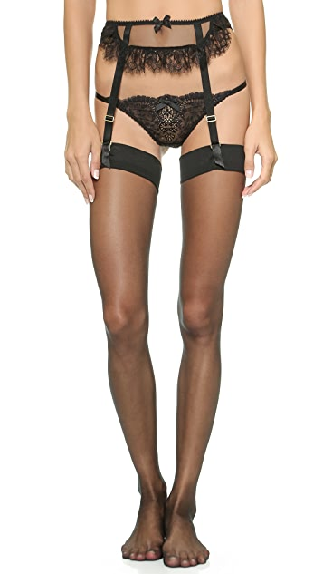 L'Agent by Agent Provocateur Idalia Suspenders