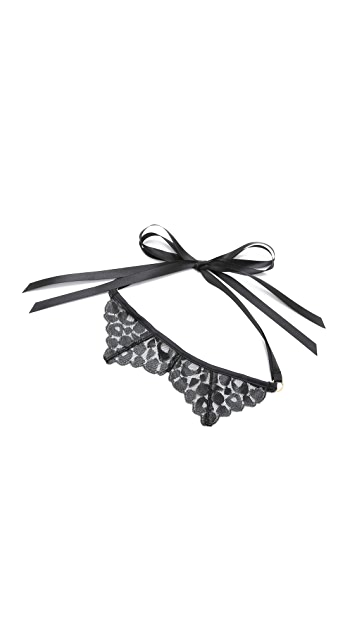 L'Agent by Agent Provocateur Odessa Eye Mask