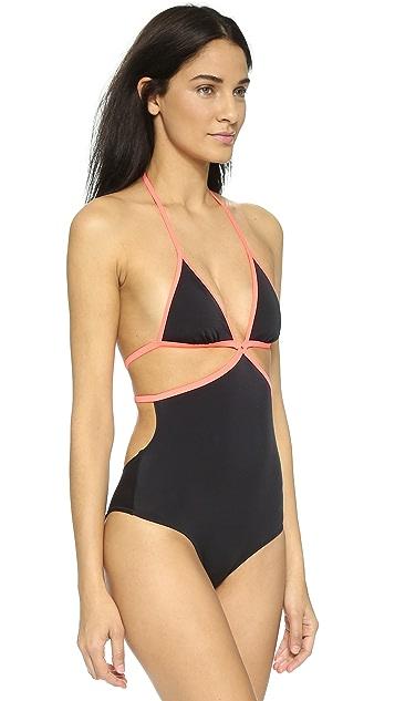 L'Agent by Agent Provocateur Cari Swimsuit