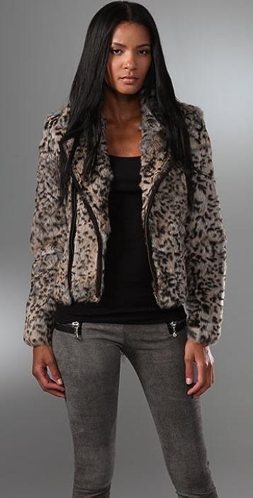 LaROK LUXE Wild Thing Moto Jacket