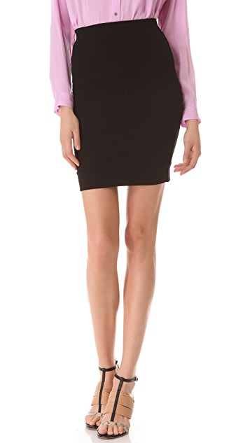 LA't by L'AGENCE Straight Skirt
