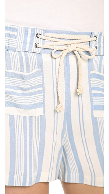 LA't by L'AGENCE Board Shorts