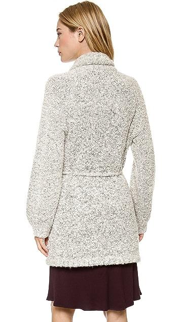 LA't by L'AGENCE Wrap Sweater