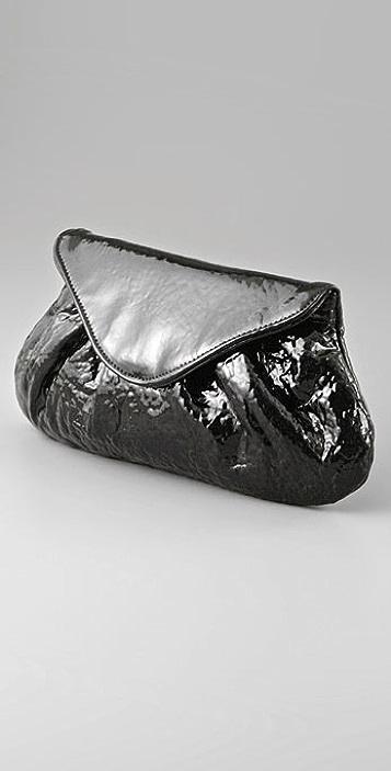 Lauren Merkin Handbags Lotte Patent Clutch