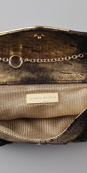Lauren Merkin Handbags Diana Metallic Bag
