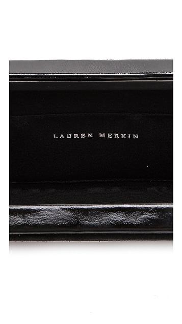 Lauren Merkin Handbags Grace Minaudiere