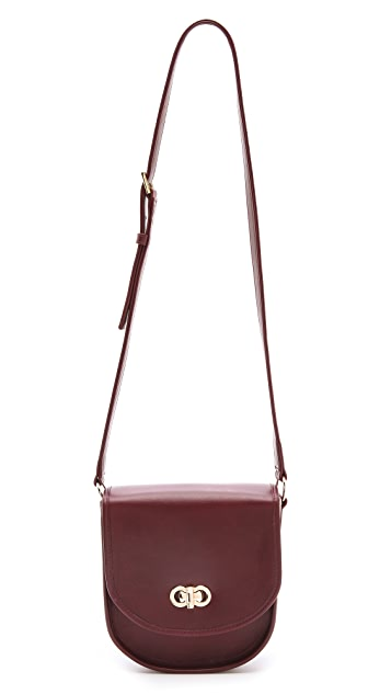 Lauren Merkin Handbags Stevie Saddle Bag