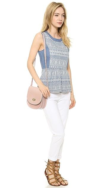 Lauren Merkin Handbags Stevie Cross Body Bag