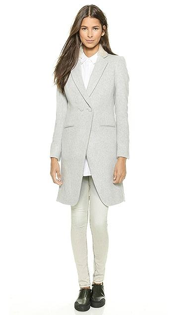 LAVEER Vested Coat
