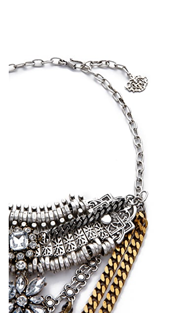 Laura Cantu Double Long Necklace