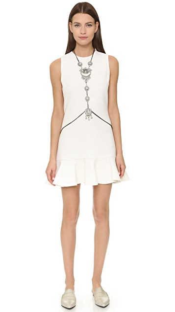 Laura Cantu Statement Body Chain / Necklace