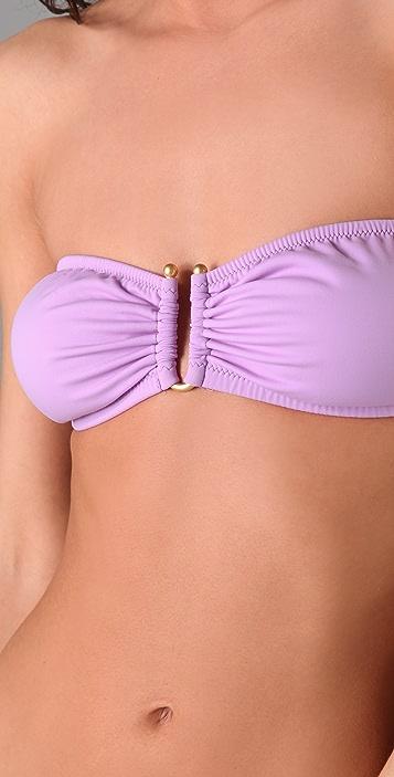 Lisa Curran U Bar Bikini Top