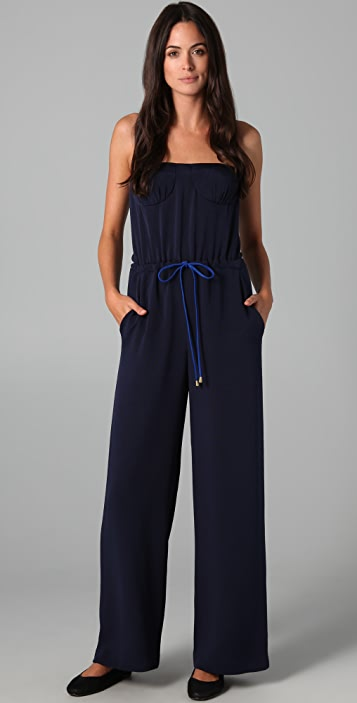 Lyn Devon New Holly Jumpsuit