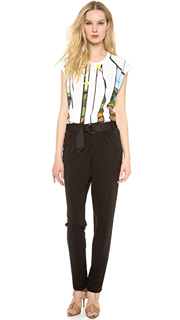 Line Dry Rista Skinny Slouch Pants