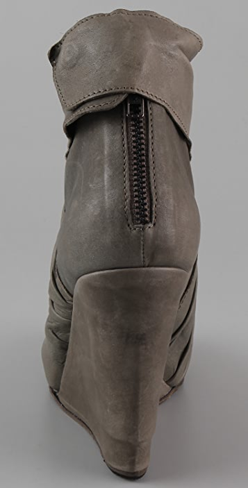 LD Tuttle The Empty Wedge Booties
