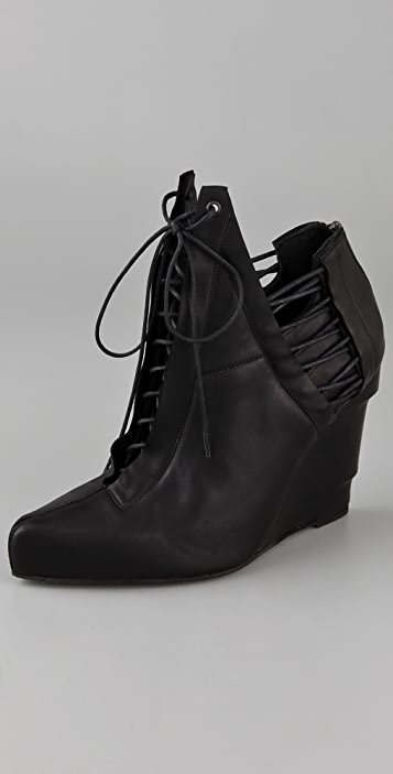 LD Tuttle The Fall Wedge Booties