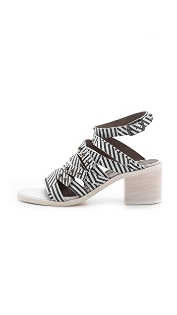 LD Tuttle The Color Strappy Sandals