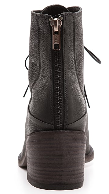 LD Tuttle The Rain Lace Up Booties