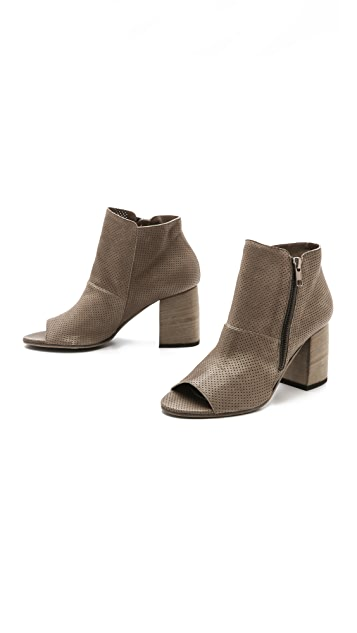 LD Tuttle The Sonic Open Toe Booties