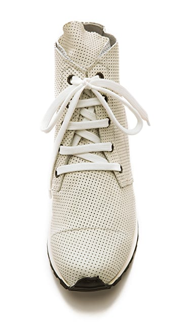 LD Tuttle The Bleach High Top Sneakers