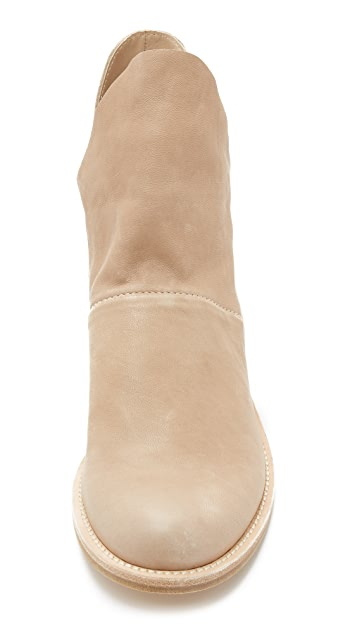 LD Tuttle Narcissus Booties