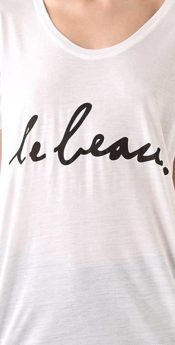 Le Beau Classic T-Shirt