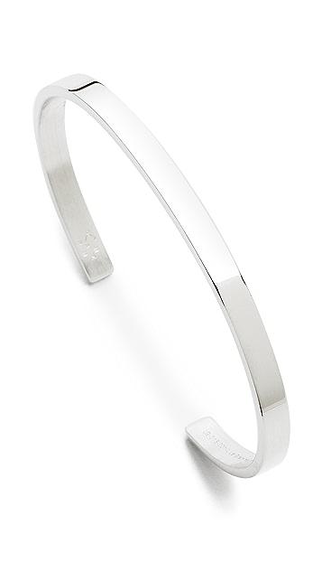 Le Gramme 15 Grammes Polished Bracelet
