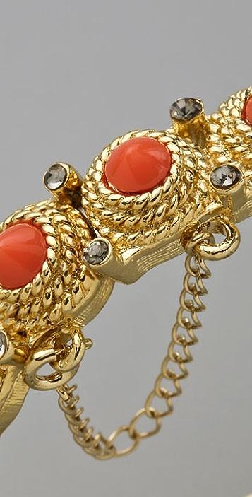 Rachel Leigh Jewelry Greta Hinge Bangle