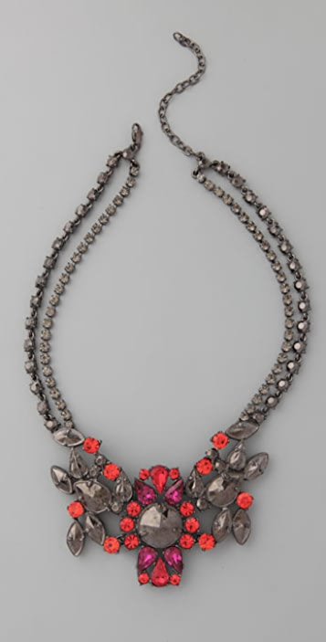 Rachel Leigh Jewelry Fitz Hyancith Necklace