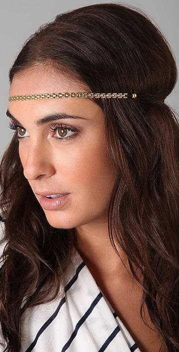 Rachel Leigh Jewelry Singita Chain Headband