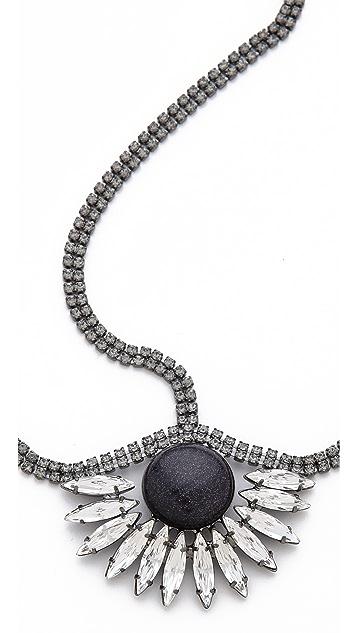 LELET NY Galactic Swarovski Headpiece