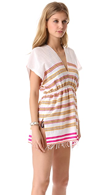 Lemlem Adersh Tunic Cover Up
