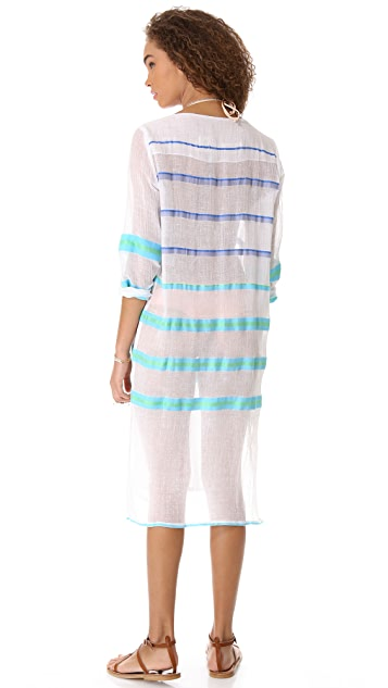Lemlem Walsh Caftan Cover Up