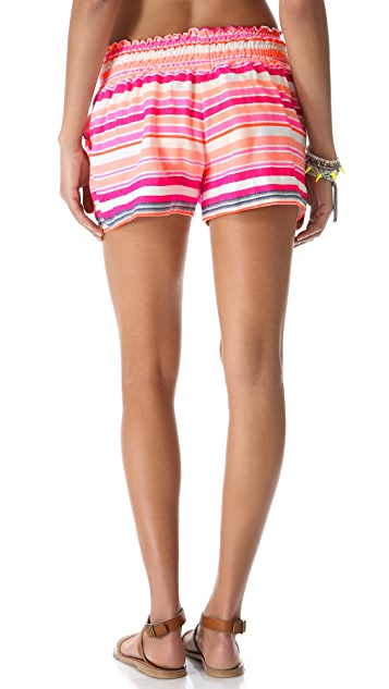 Lemlem Zenna Shorts
