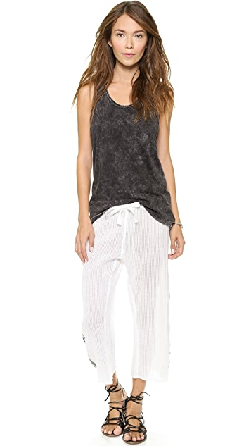 Lemlem Rucha Cropped Pants