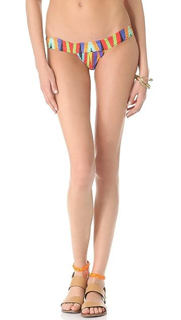 Lenny Niemeyer Strip European Bikini Bottoms