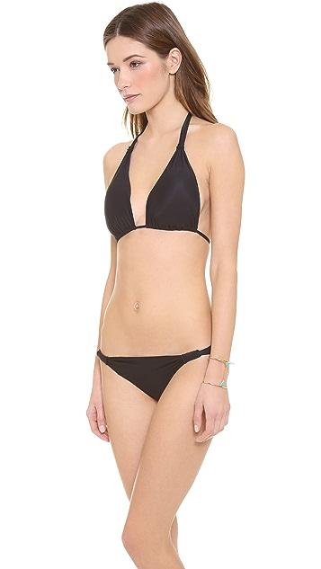 Lenny Niemeyer Halter Bikini Top