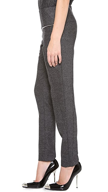 Les Chiffoniers Double Zip Pants