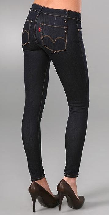 Levi's Capital E Legging Jeans