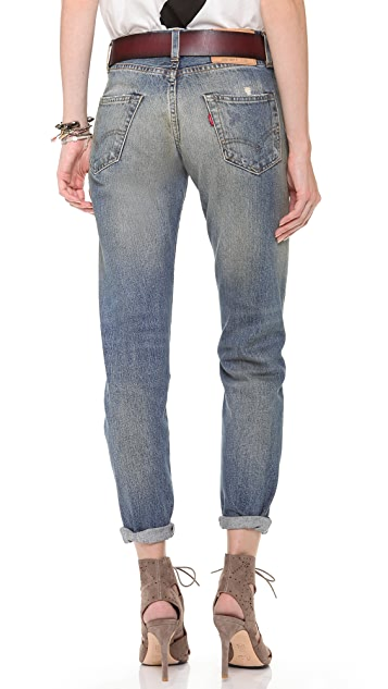 Levi's 1967 Customized 505 Jeans