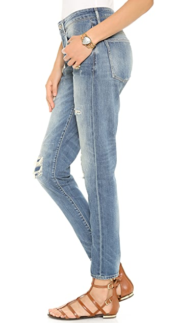 Levi's Marker Tapered Boyfriend Jeans