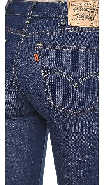 Levi's 1960 6060 Customized Jeans