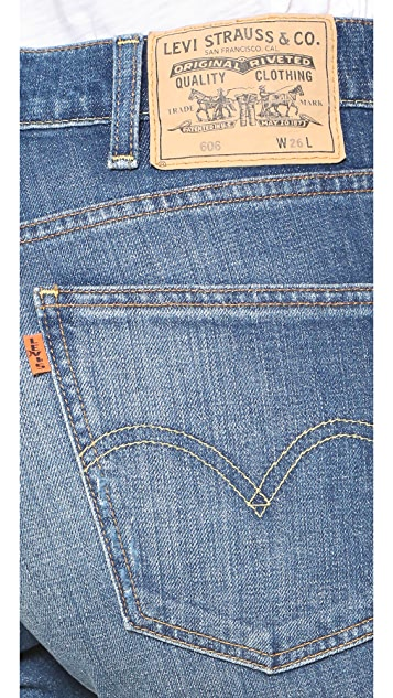 Levi's Levi's Vintage Clothing 1969 606 Customized Jeans