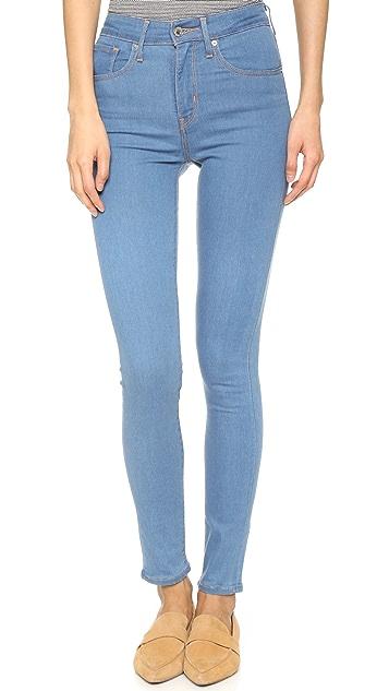 a368e0c190c3ef Levi s 721 High Rise Skinny Jeans   SHOPBOP