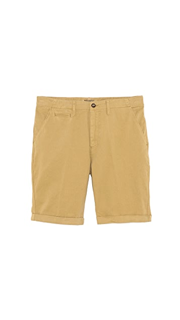 Levi's Made & Crafted Drill Shorts
