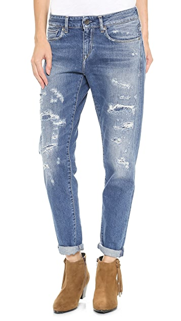 Levi's Made & Crafted The Marker Boyfriend Jeans